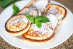 Pancake dolci Immagine Stock Libera da Diritti