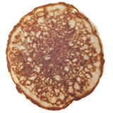 Pancake Isolated Stock Photo