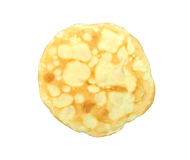 Pancake isolated Royalty Free Stock Photography