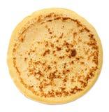 Pancake isolated over white background Stock Image