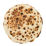 Pancake isolated on white Royalty Free Stock Photos