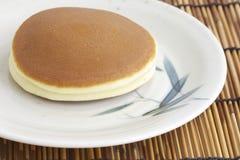 Pancake Japanese style Royalty Free Stock Image