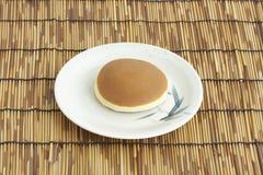 Pancake Japanese style Royalty Free Stock Images