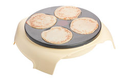 Pancake maker Stock Photos