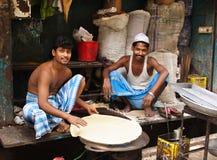 Pancake Makers Royalty Free Stock Images