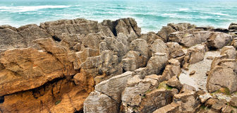 Free Pancake Rocks Stock Photography - 52237662