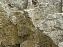 Pancake Rocks Punakaiki Stock Photography