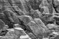 Pancake Rocks Stock Images