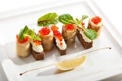 Pancake Roll Stock Images