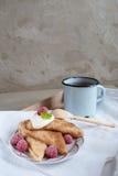 Pancake russi Immagini Stock Libere da Diritti
