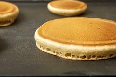 Pancake saporito Fotografia Stock