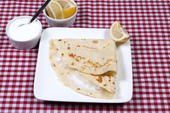 Pancake Shrove Tuesday Royalty Free Stock Image