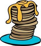 Pancake Stack Stock Photos