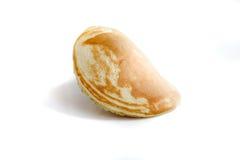 Pancake su bianco Immagini Stock
