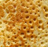 Pancake Surface Food Macro Royalty Free Stock Images