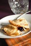 Pancake svedesi immagini stock libere da diritti