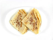 Pancake sweet breakfast Stock Photography