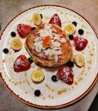 Pancake a Utrecht immagini stock