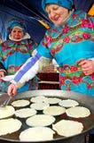 Pancake Week Stock Image