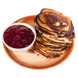 Pancake week Royalty Free Stock Images