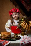 Pancake week. Spring holiday. royalty free stock photography