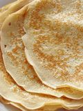 Pancakes 1 Royalty Free Stock Photos