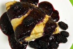 Pancakes Royalty Free Stock Photography