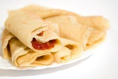 Pancakes. Stock Image