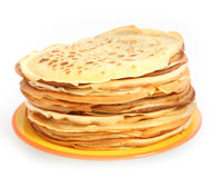 Free Pancakes Royalty Free Stock Photo - 22669045