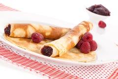 Pancakes. Stock Photo