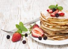 Free Pancakes Stock Images - 41656364