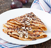 pancakes Foto de Stock