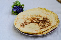 pancakes imagens de stock
