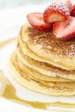 Pancakes anyone? Royalty Free Stock Photos
