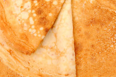 Pancakes background. Royalty Free Stock Images