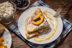Pancakes. Stock Photos