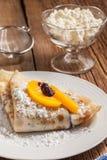 Pancakes. Royalty Free Stock Photos