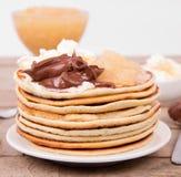 Pancakes Royalty Free Stock Photos