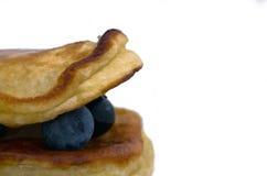 Pancakes close up Stock Image