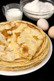 Pancakes Royalty Free Stock Images