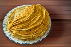 snack tortillas Stock Photos