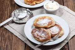 Pancakes. Royalty Free Stock Photo