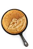 Pancakes or Russian Blintzes Royalty Free Stock Photos