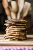 Pancakes Stock Photography