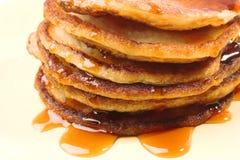 Pancakes stack Royalty Free Stock Photo