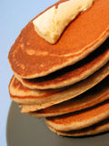 Pancakes stack Stock Photos