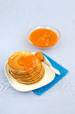 Pancakes Stock Photography