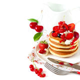 Pancakes. Royalty Free Stock Image