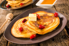 Pancakes time Stock Photo