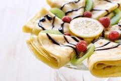 Pancakes time Royalty Free Stock Photo